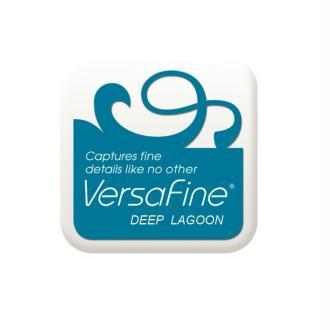 Encre VersaFine 3 x 3 cm Lagon
