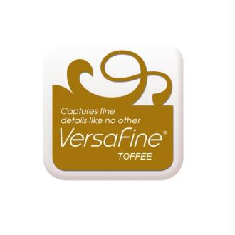 Encre VersaFine 3 x 3 cm Caramel