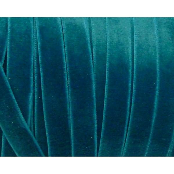 Noël Velours Tissu Ruban 50 mm x 8 m jaune moutarde