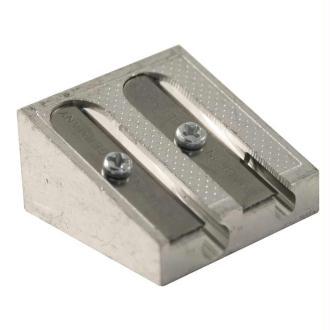 Taille crayon métal 2 usages diamètres 8 mm et 11 mm