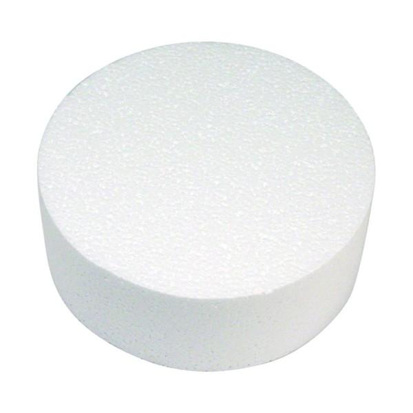 Disque en polystyrène Diamètre 20 cm - Photo n°1