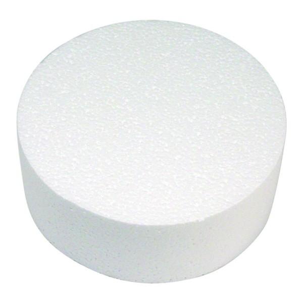 Disque en polystyrène Diamètre 25 cm - Photo n°1