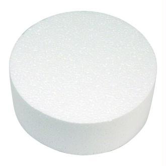 Disque en polystyrène Diamètre 25 cm