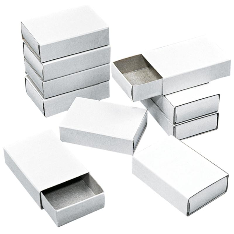 bo te d 39 allumettes vide d corer 5 3 x 3 6 x 1 5 cm 12 pi ces bo te d 39 allumettes vide. Black Bedroom Furniture Sets. Home Design Ideas