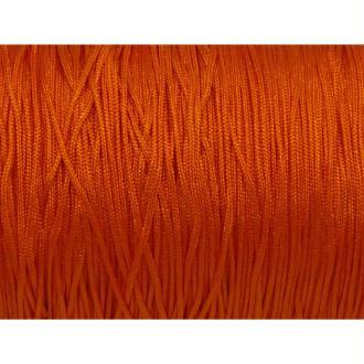 10m Fil De Jade 0,8mm De Couleur Orange  - Idéal Noeud Coulissant - Wrap - Shamballa