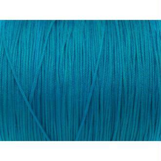 10m Fil De Jade 0,8mm De Couleur Bleu Turquoise - Idéal Noeud Coulissant - Wrap - Shamballa