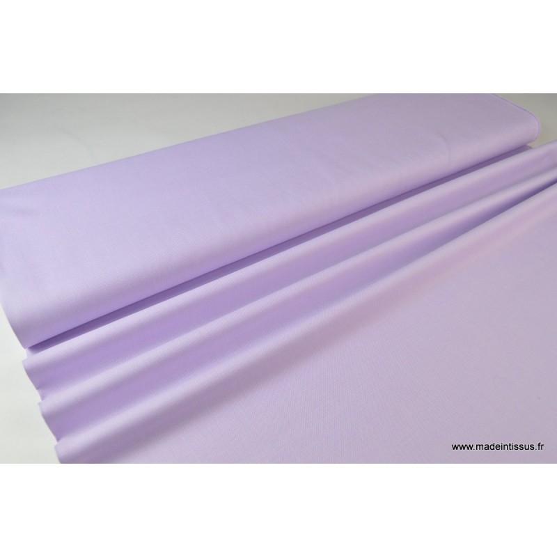 tissu coton haut de gamme pour chemise oxford parme tissu au m tre creavea. Black Bedroom Furniture Sets. Home Design Ideas