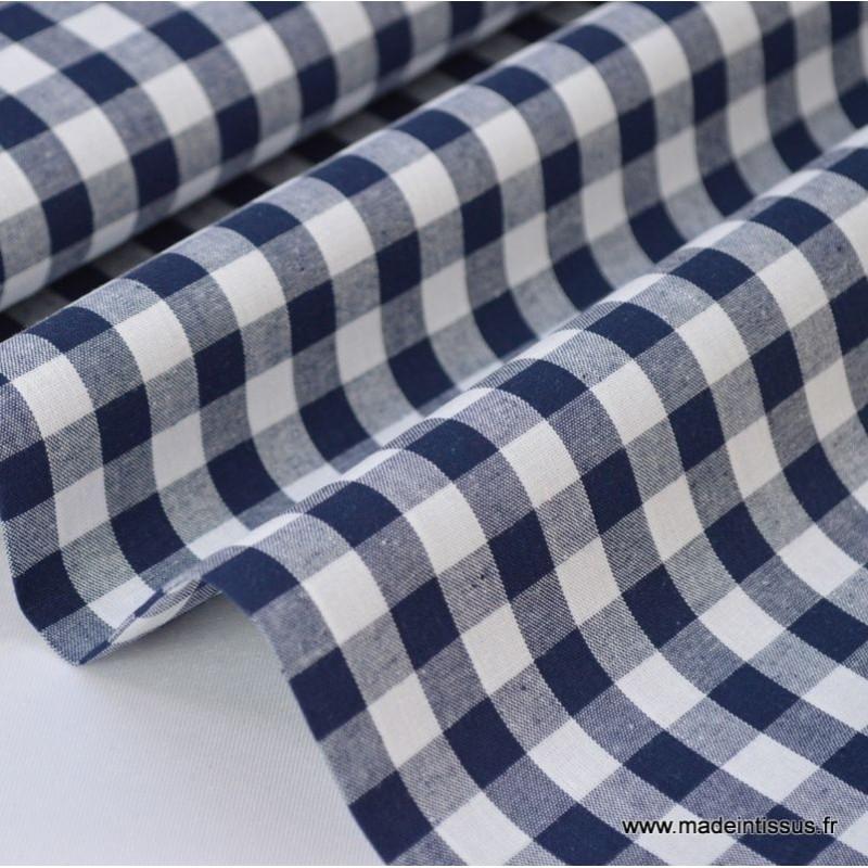 popeline tissu 100 coton vichy grands carreaux coloris. Black Bedroom Furniture Sets. Home Design Ideas
