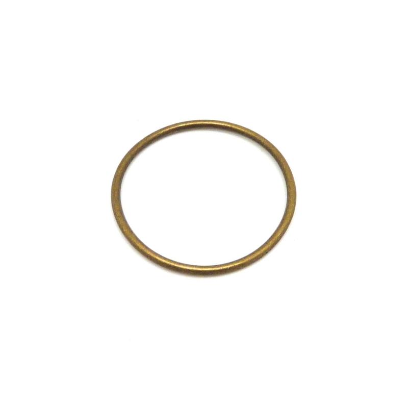 5 grands anneaux ferm s cercles 34 5mm en m tal de couleur bronze pour attrape r ve par exemple. Black Bedroom Furniture Sets. Home Design Ideas