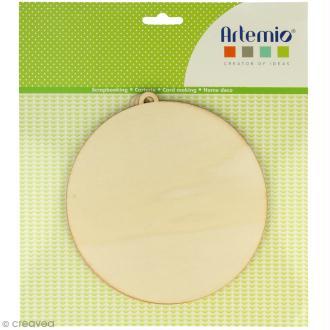 Forme en bois à décorer - Boule 7 cm - 3 pcs