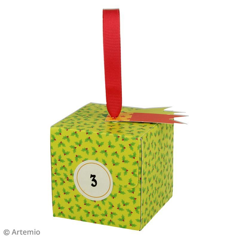 Forme en papier mâché - Sapin cône - 3 pcs - Photo n°5