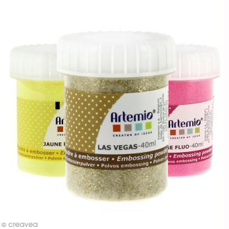 Poudre à embosser Artemio - 40 ml