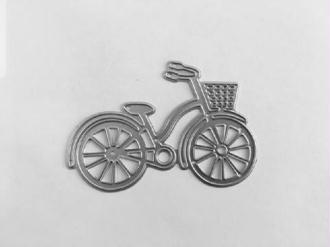 Die, Matrice de découpe Scrapbooking, Thème Vélo, Bicyclette