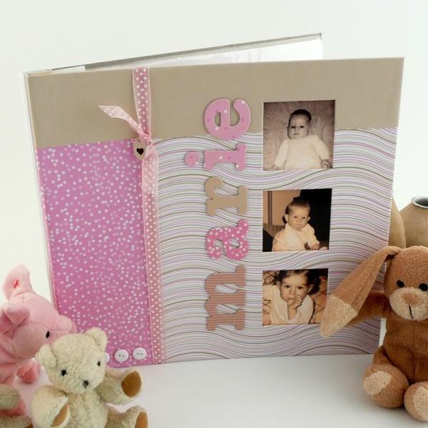 Album photo à décorer 30,5 x 30,5 cm - Photo n°2