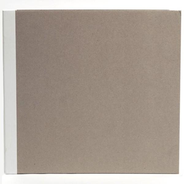 Album photo à décorer 30,5 x 30,5 cm - Photo n°1