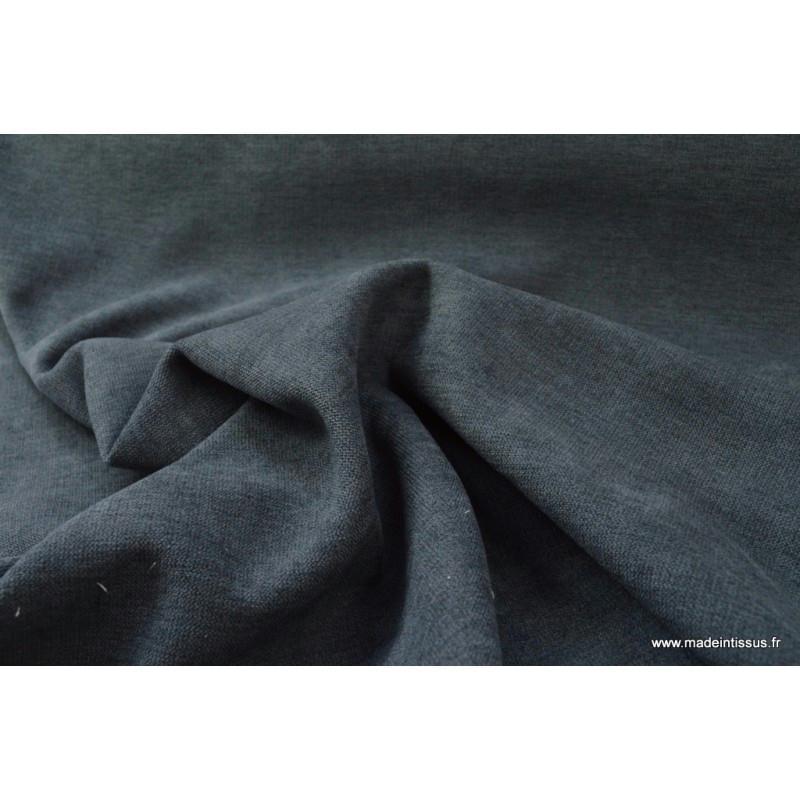 tissu isolant thermique occultant anthracite tissu au. Black Bedroom Furniture Sets. Home Design Ideas