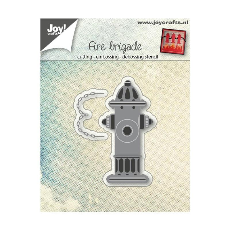 Die Joy Crafts - borne à incendie - Photo n°1