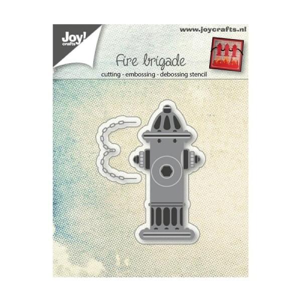 Die Joy Crafts - borne à incendie - Photo n°1
