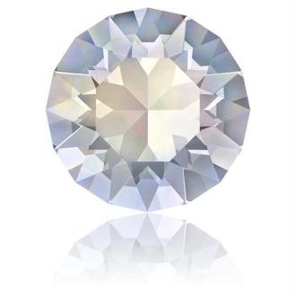 Perle strass ronde Swarovski SS39 1088  white opal