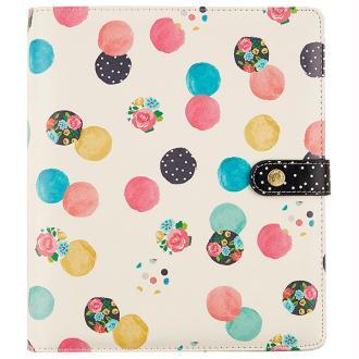 Planner Simple stories Carpe Diem A5 24x20x4cm Floral Dot