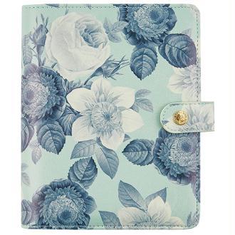 Planner Simple stories Carpe Diem personal 19x15x4cm mint vintage floral
