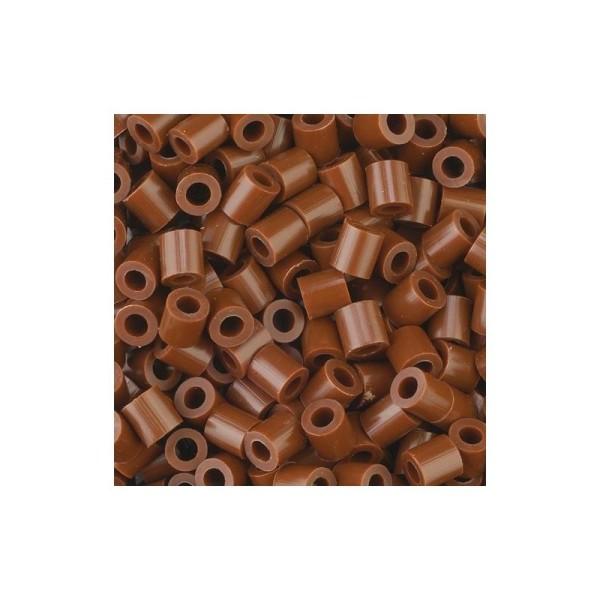 Lot de 3500 Perles tubulaires Ø 5 mm à repasser - Photo n°1