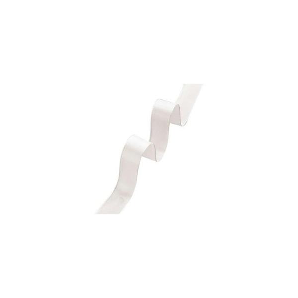 Ruban en satin simple face, largeur 40 mm, 50 mètres - Photo n°1
