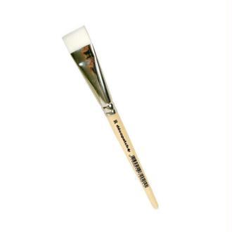 Pinceau en Nylon N°30, Largeur 3 cm, pour une application uniforme