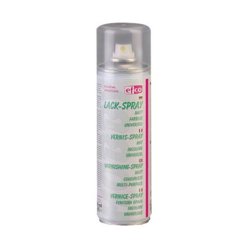 A rosol vernis spray 300 ml effet mat translucide pour for Adhesif translucide fenetre