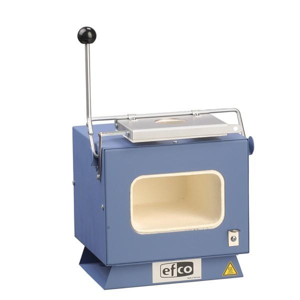 Four électrique à moufle Type Efco 110 - Photo n°1