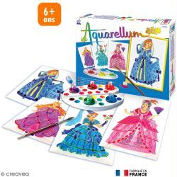 Jeu créatif Aquarellum Junior Princesses