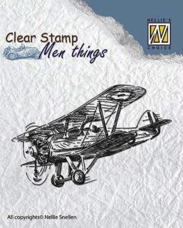 Tampon clear - Avion - Nellie Snellen
