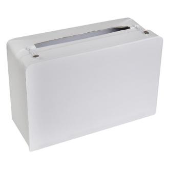 Urne tirelire valise blanche
