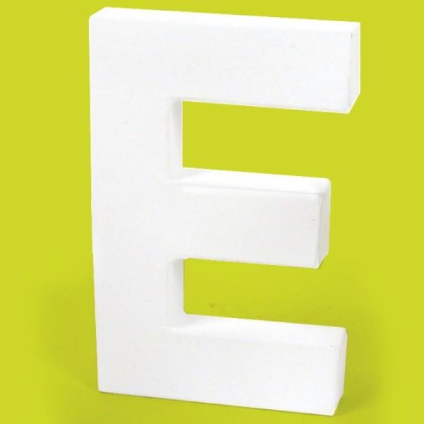 Lettre en carton E - Photo n°1