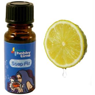 Huile parfumée pour savon citron 10ml