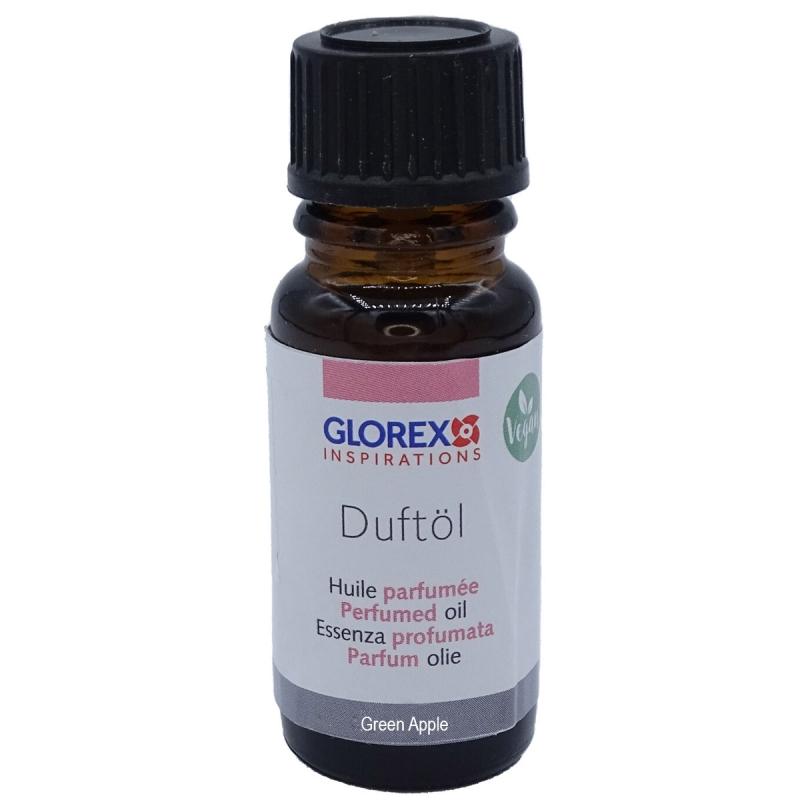Huile parfumée pour savon pomme verte 10ml - Photo n°1
