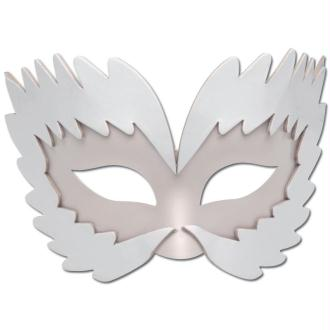 Masque de carnaval plastique Vent 20 cm