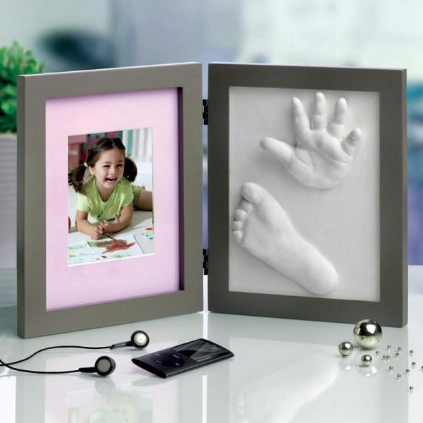 Kit empreinte bébé Souvenir 3D - Photo n°2