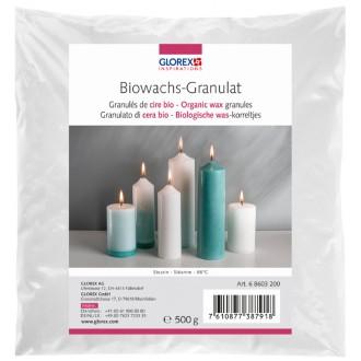 Cire en granulés bio 500g