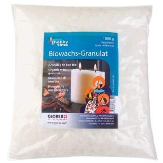 Cire en granulés bio 1kg