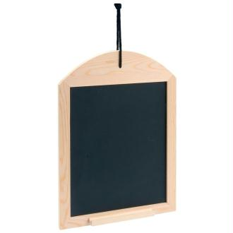 Tableau noir à personnaliser 34cm