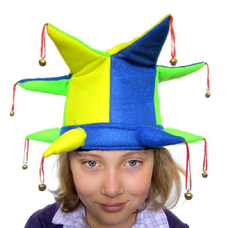 chapeau enfant joker royal chapeaux enfant creavea. Black Bedroom Furniture Sets. Home Design Ideas