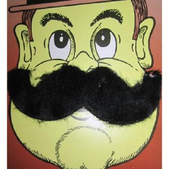 Moustache Luigi