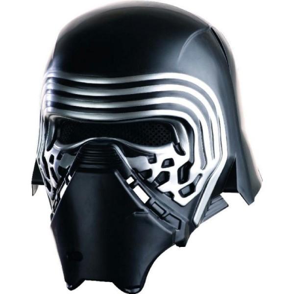 Masque Adulte Star Wars 2 pièces Kylo Ren (Taille Unique) - Photo n°1