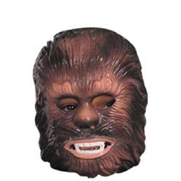 Masque Chewbacca (PVC) - Photo n°1