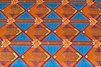 Tissu Wax 140 100% Coton au mètre