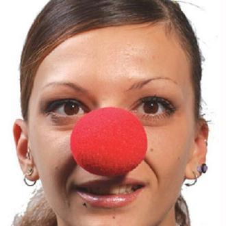 Nez de Clown Rouge