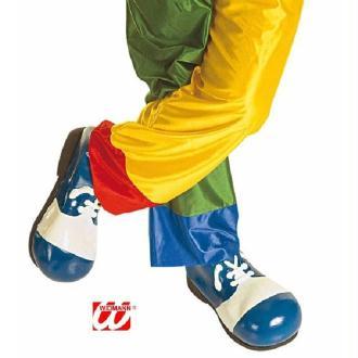 Paire de chaussures clown adulte