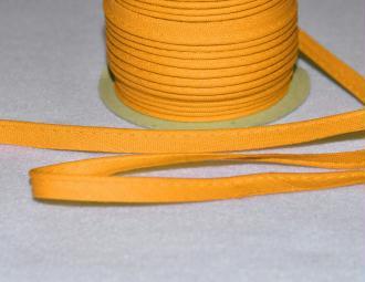 Passepoil Coton 10mm Jaune Mais au mètre