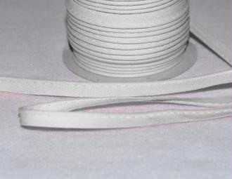 Passepoil Coton 10mm Blanc au mètre